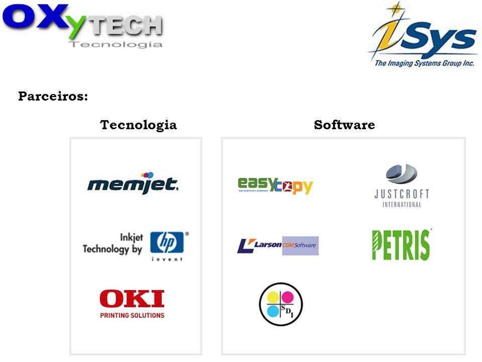 Parceiros: TecnologiaSoftware