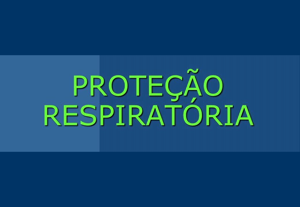 32 SELEÇÃO DA PROTEÇÃO RESPIRATÓRIA ADEQUADA – A.