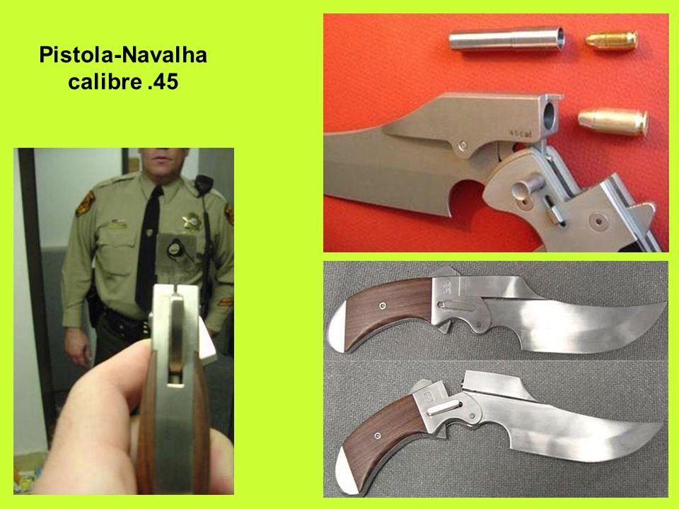 Pistola-Navalha calibre.45