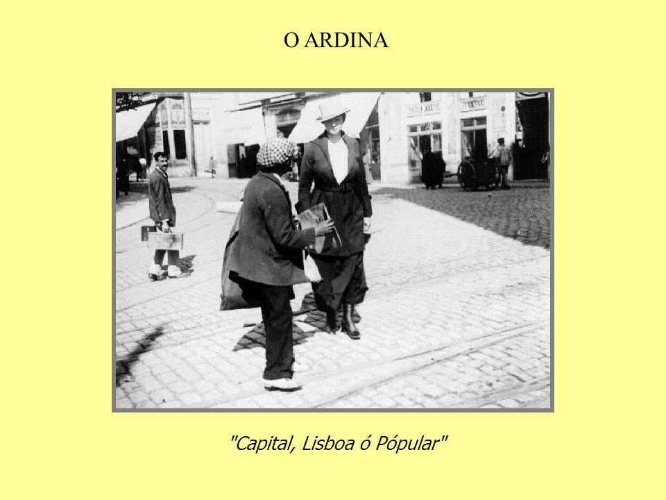 O ARDINA Capital, Lisboa ó Pópular