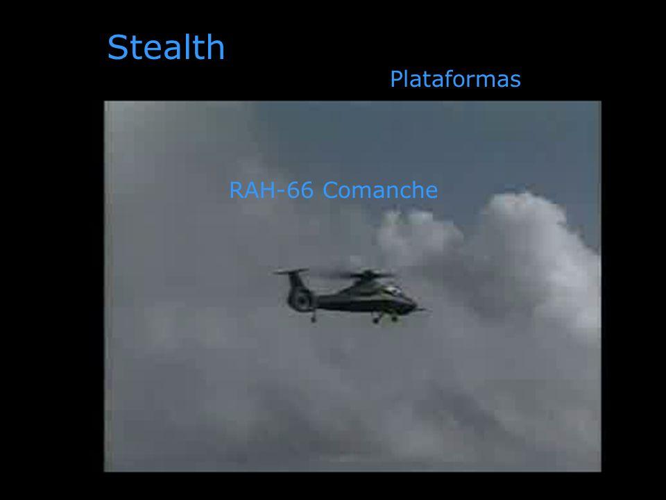 Stealth RAH-66 Comanche Plataformas