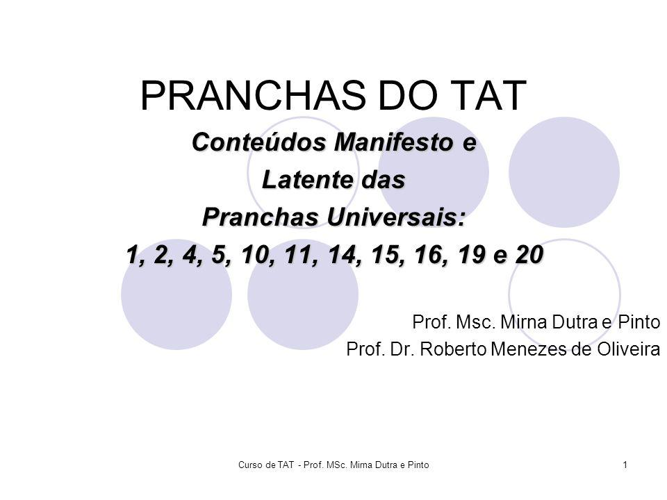 Curso de TAT - Prof.MSc.