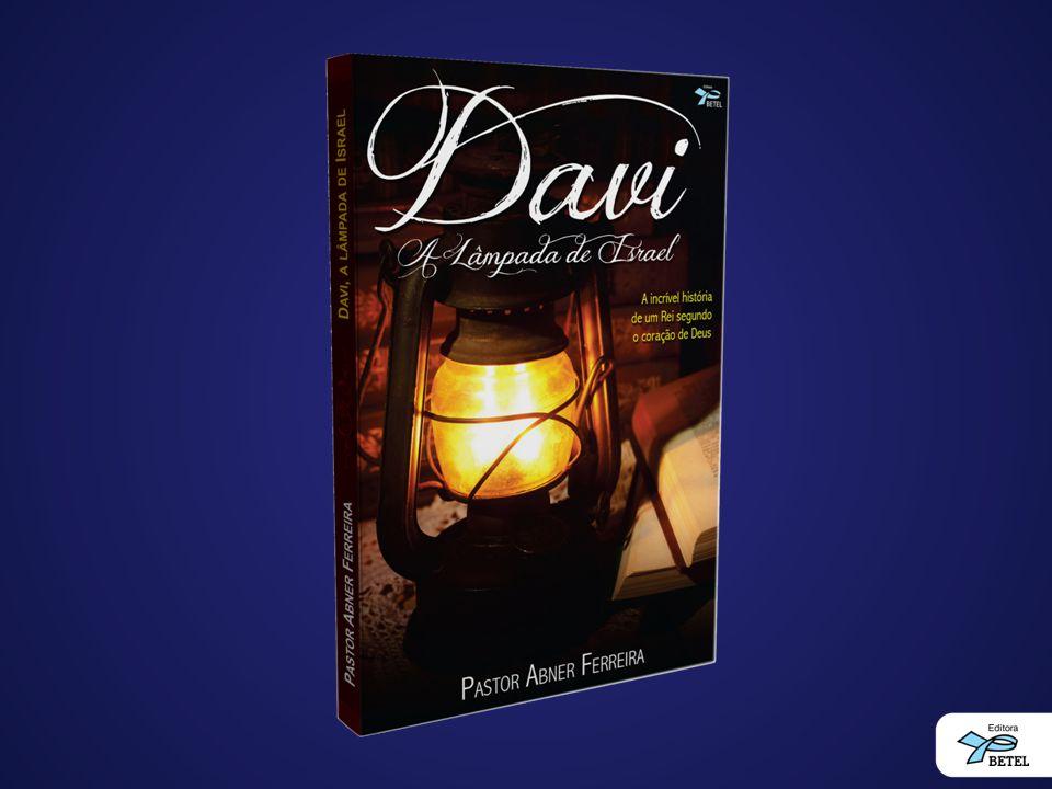 Adquira também o livro Davi, a lâmpada de Israel, um rico complemento para o estudo das lições do trimestre.