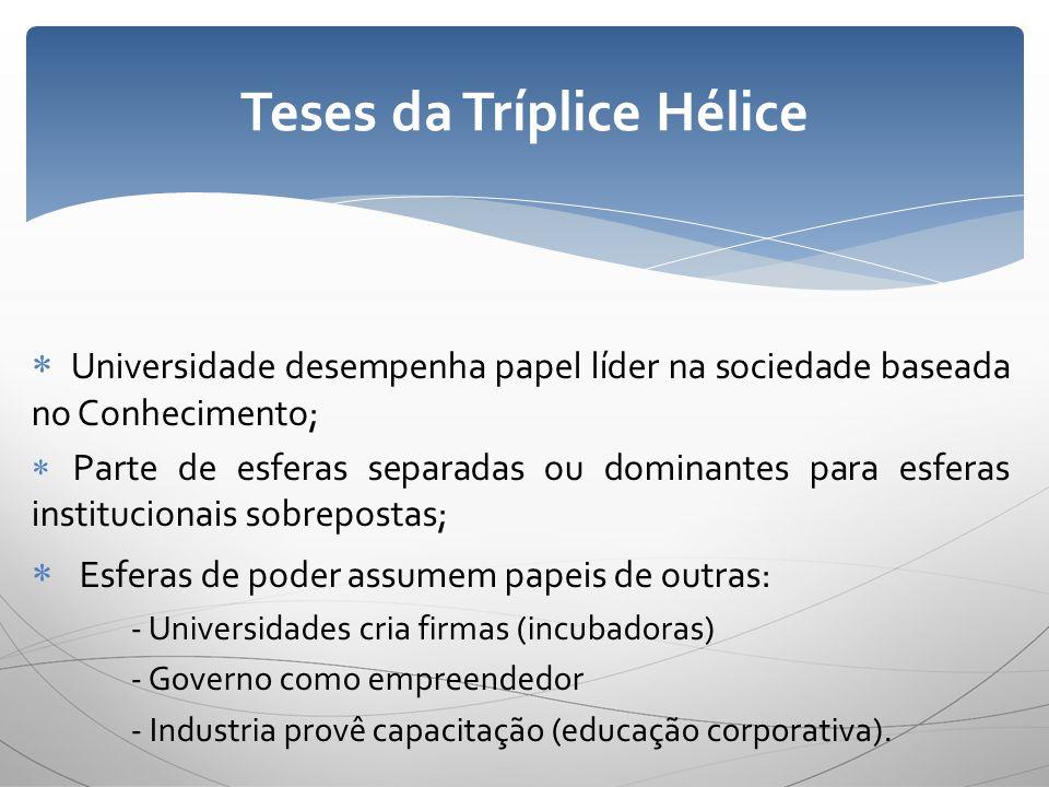 Algumas Tendências em implementação no Exterior que chegam ao Brasil Crescente escassez de recursos financeiros para Educação Superior; Aumento contínuo de benefícios aos professores e servidores; Redução no financiamento público da pesquisa; Endividamento do estudante (autofinanciamento); Internacionalização da Universidade e importância da Cooperação Internacional.