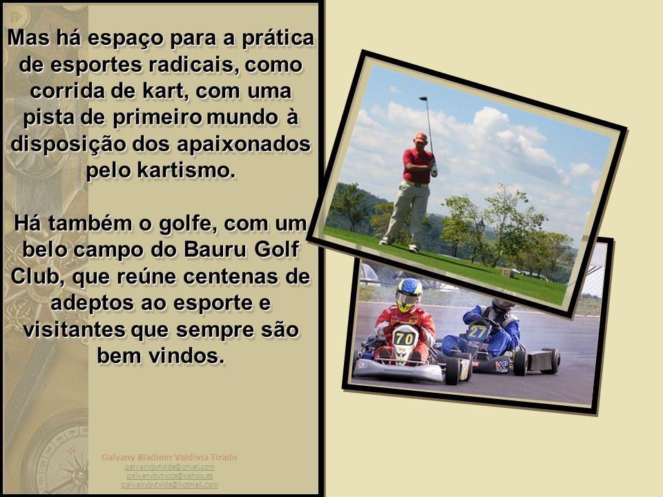 Galvany Bladimir Valdivia Tirado galvanybvtvida@gmail.com galvanybvtvida@yahoo.es galvanybvtvida@hotmail.com Esportes são praticados em grande intensi