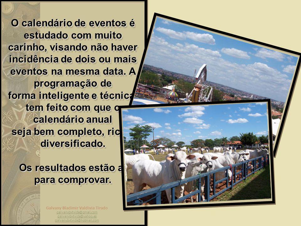 Galvany Bladimir Valdivia Tirado galvanybvtvida@gmail.com galvanybvtvida@yahoo.es galvanybvtvida@hotmail.com Os principais eventos de hipismo rural ac