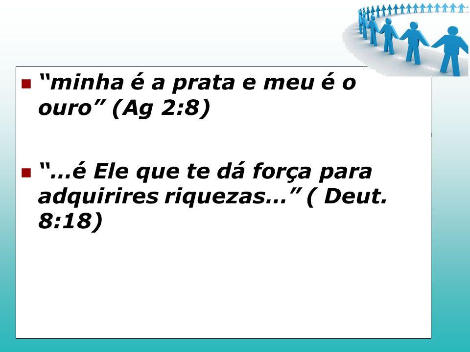 MINISTÉRIO DE MORDOMIA CRISTÃ Pr. Wesley Borges