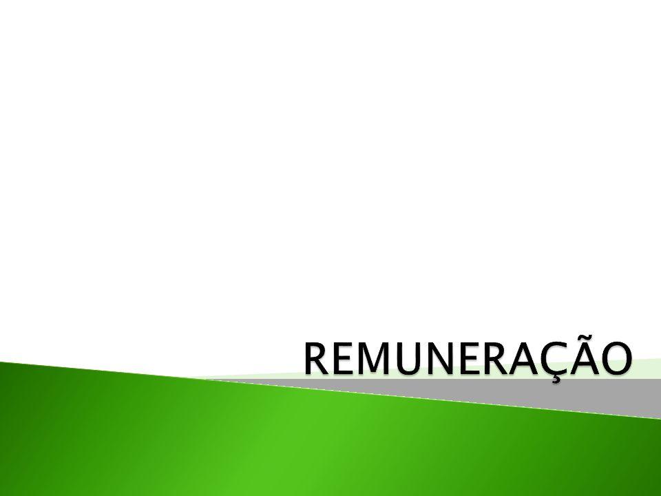 GRATIFICAÇÕES: É pagamento feito por liberalidade do empregador, como forma de agradecimento ou de reconhecimento por serviços prestados; Poderá ter finalidade: a) retributiva; b) premial e c) estimulante; A gratificação ajustada integra o salário (Art.