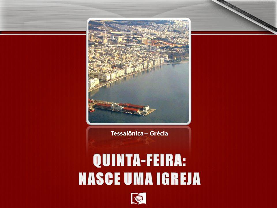 Tessalônica – Grécia