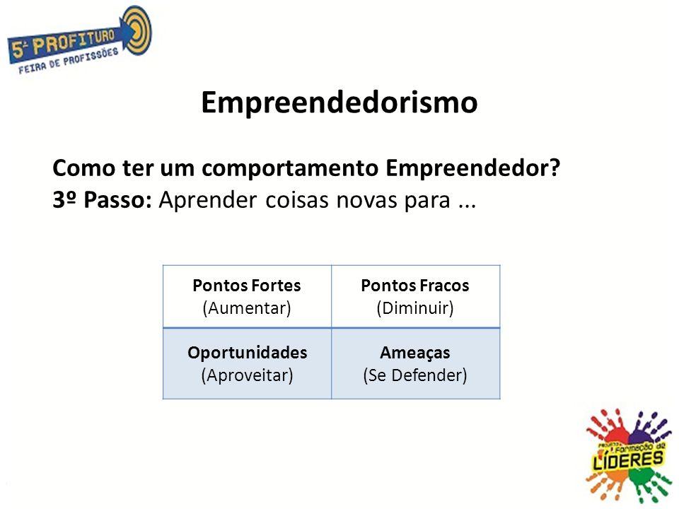Empreendedorismo Como ter um comportamento Empreendedor.