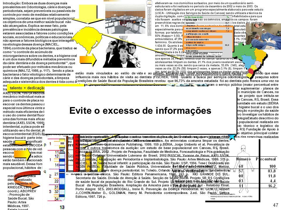 46 NEM MUITO NEM POUCO... 2 - Slides