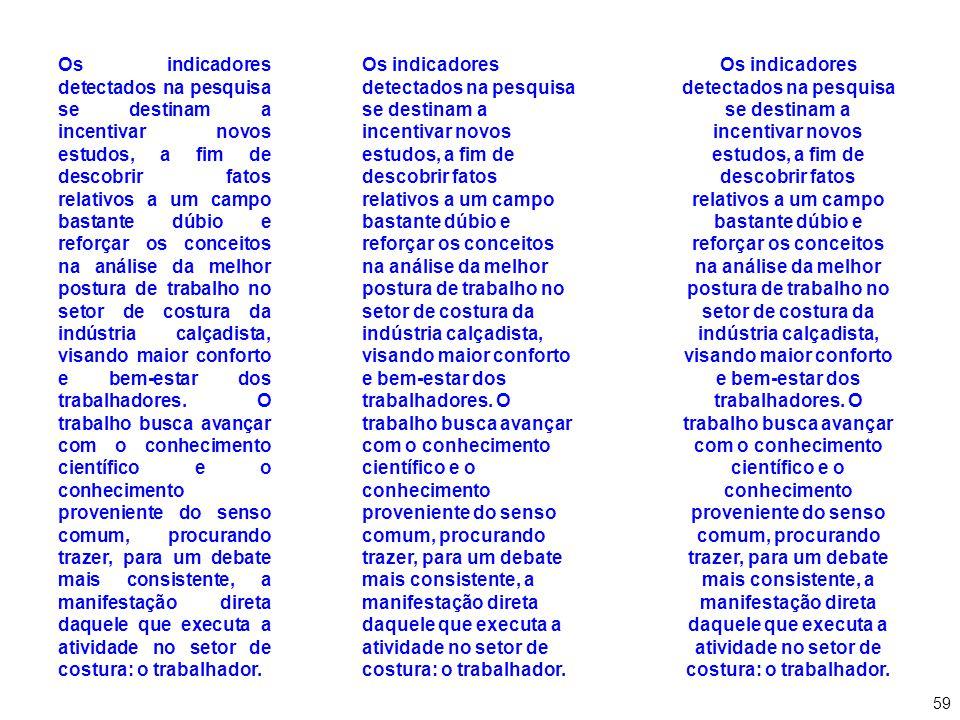 58 JUSTIFICADO OU ALINHADO? 2 - Slides