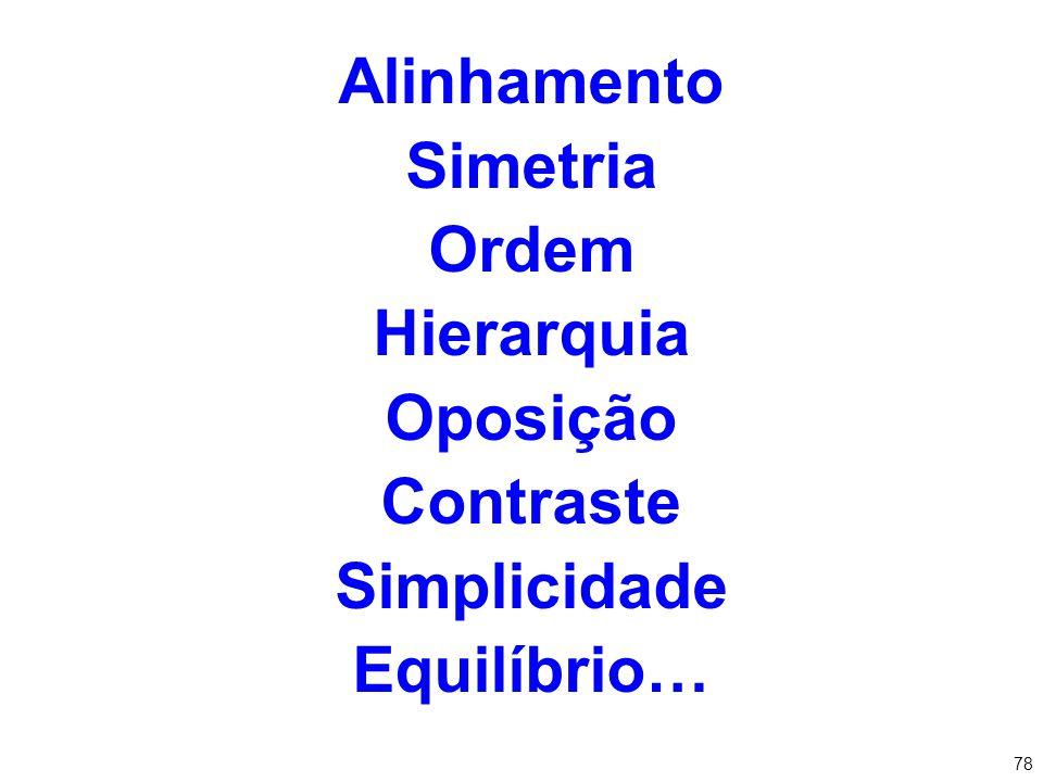 77 USE PRINCÍPIOS DE COMPOSIÇÃO 2 - Slides