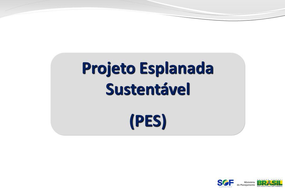Projeto Esplanada Sustentável (PES)