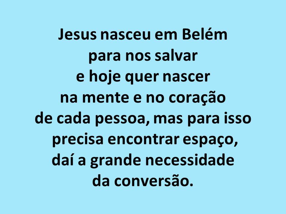depende da nossa resposta Jesus é a manifestação de Deus no nosso meio de forma visível, para nos salvar, mas isso depende da nossa resposta, da abert