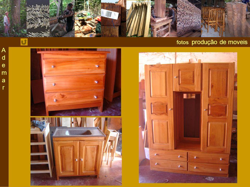 fotos produção de moveis AdemarAdemar