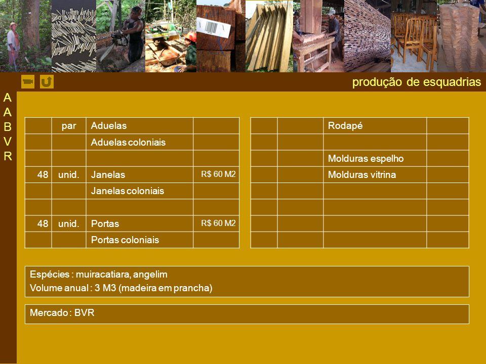 produção de esquadrias par AduelasRodapé Aduelas coloniais Molduras espelho 48unid.