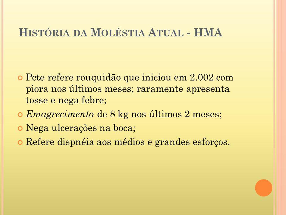 MANIFESTAÇÕES CLÍNICAS FORMA AGUDA/ SUBAGUDA