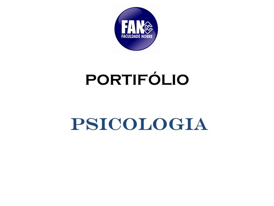PORTIFÓLIO PSICOLOGIA