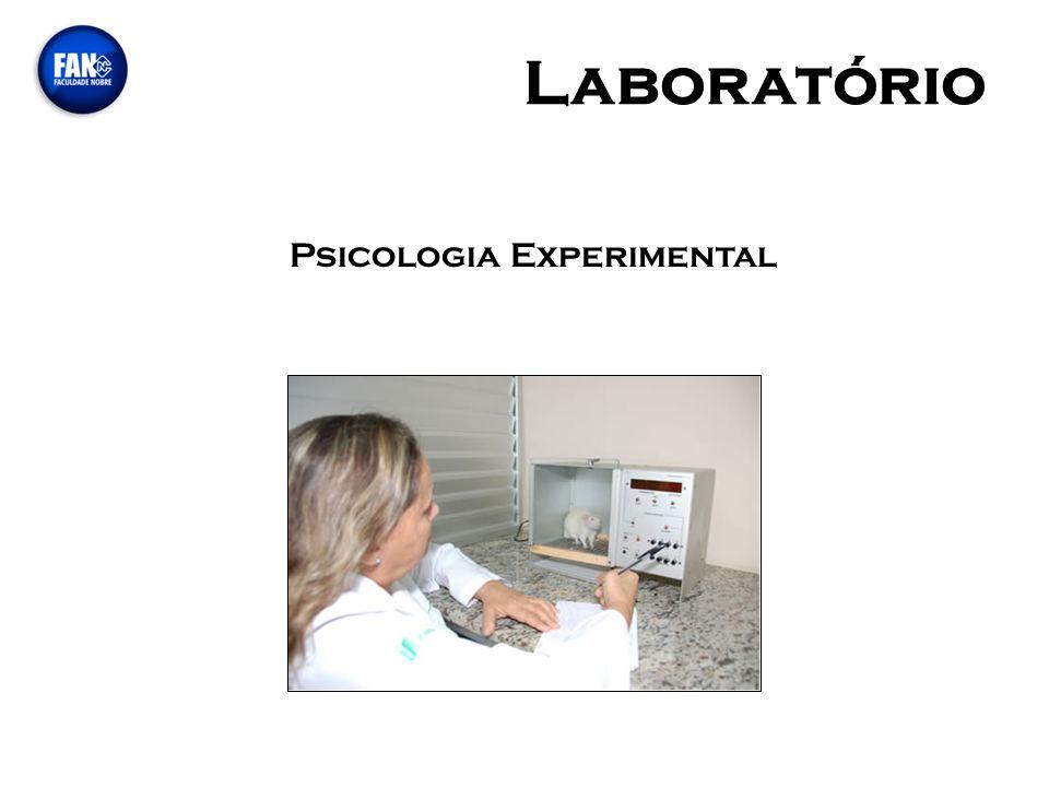 Laboratório Psicologia Experimental