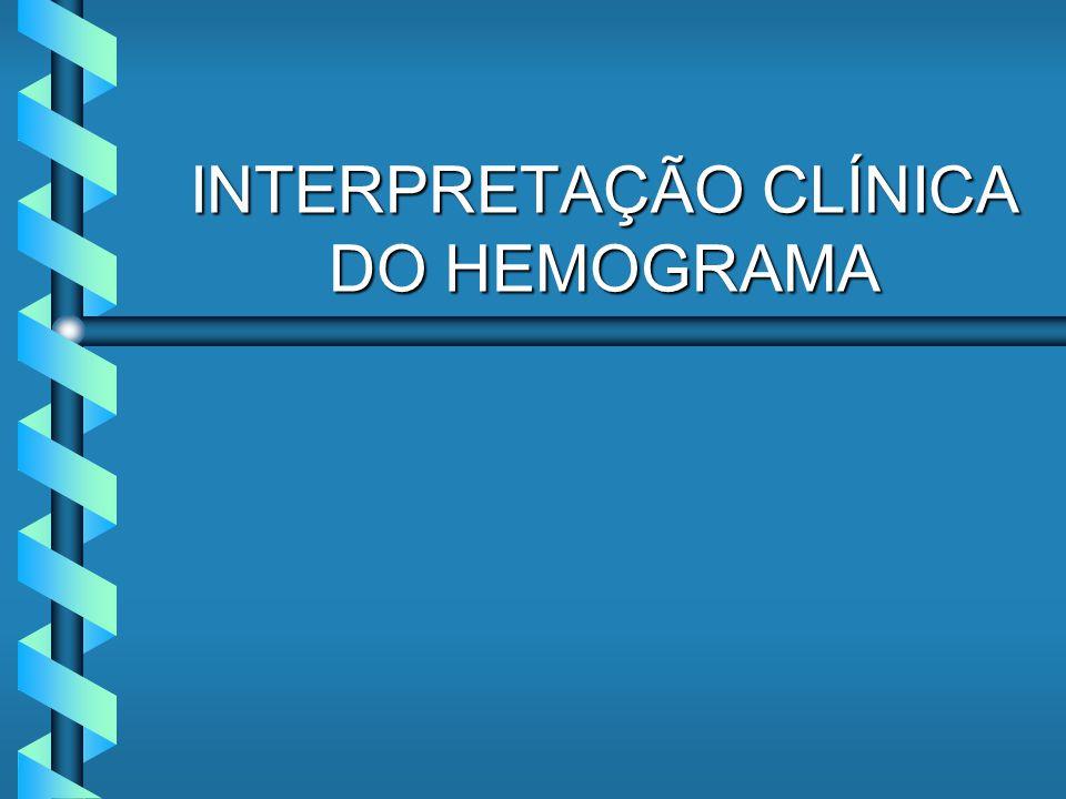O HEMOGRAMA ê O hemograma se divide em três séries celulares : Série Vermelha Série Branca Plaquetas ê Útil na avaliação das anemia além de evidenciar indicadores que podem ser correlacionados com infecções viróticas e bacterianas.