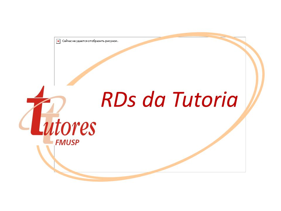 RDs da Tutoria