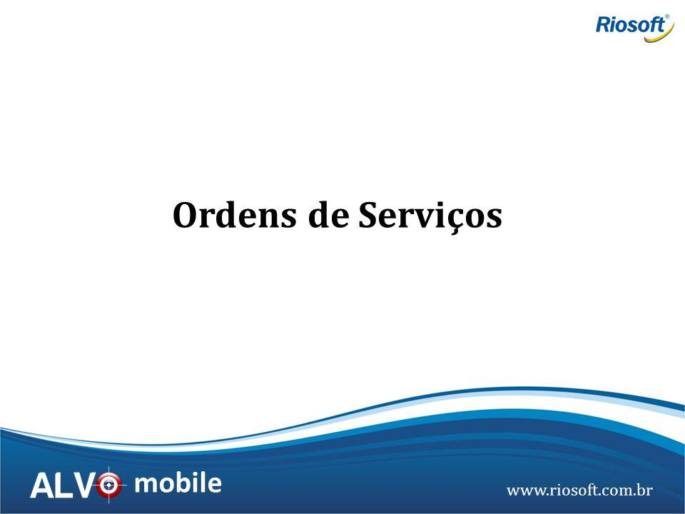 www.riosoft.com.br mobile Ordens de Serviços