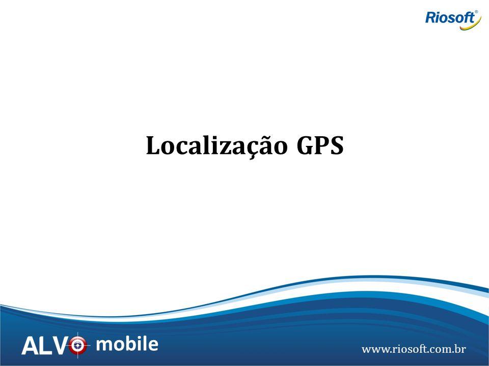 www.riosoft.com.br mobile Localização GPS