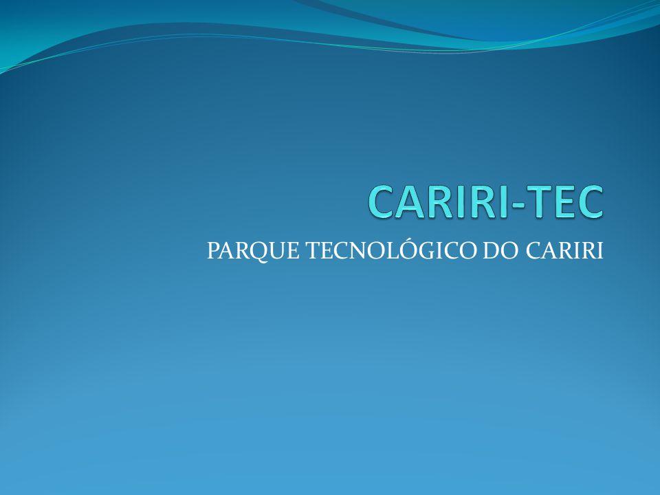 PARQUE TECNOLÓGICO DO CARIRI
