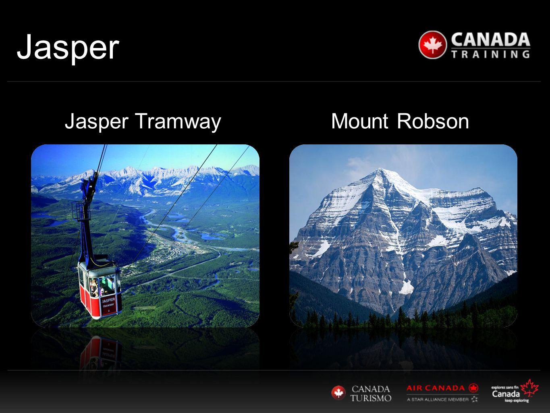 Jasper Mount RobsonJasper Tramway