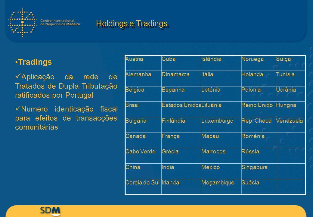 Holdings e Tradings AustriaCubaIslândiaNoruegaSuíça AlemanhaDinamarcaItáliaHolandaTunísia BélgicaEspanhaLetóniaPolóniaUcrânia BrasilEstados UnidosLitu