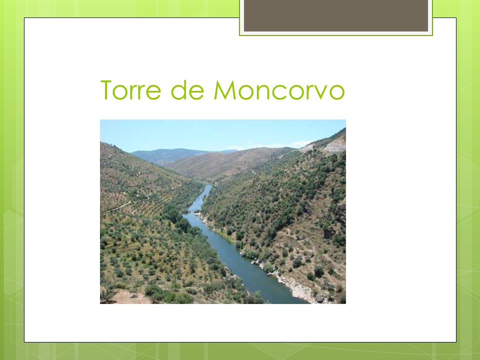 Torre de Moncorvo