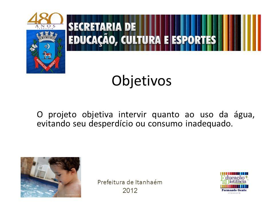 Premissas Prefeitura de Itanhaém 2012