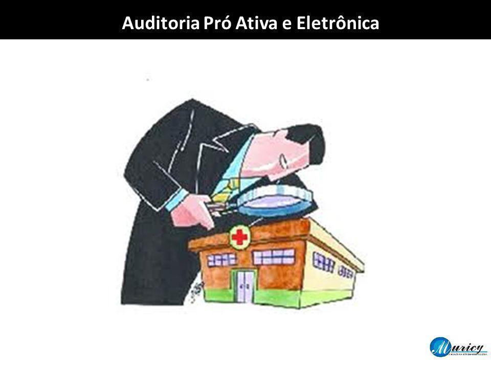 Auditoria Pró Ativa e Eletrônica