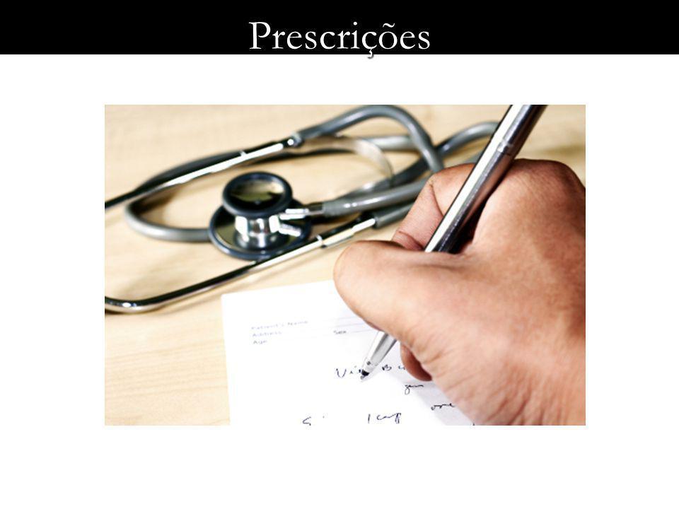 Prescrições