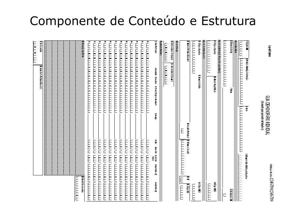 Componente de Conteúdo e Estrutura 66