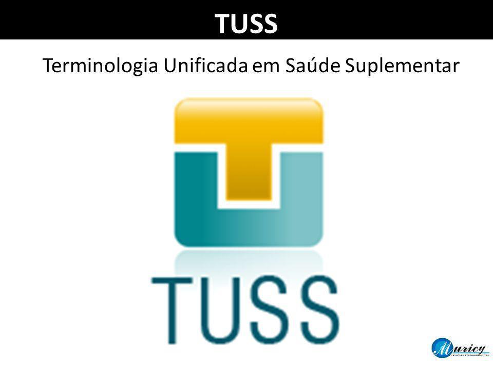 Terminologia Unificada em Saúde Suplementar TUSS