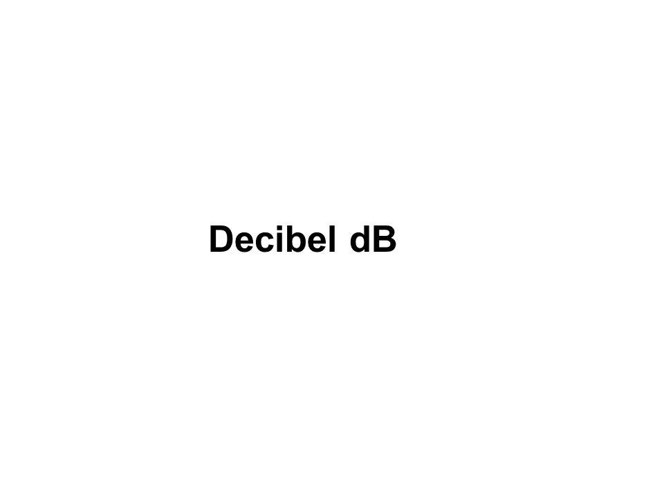 Decibel Introdução O bel (símbolo B) é uma unidade de medida de razões;unidaderazões É utilizado em telecomunicações, eletrônica, e acústica;telecomunicaçõeseletrônicaacústica Foi criado por engenheiros do Bell Labs;Bell Labs Originalmente era chamado de unidade de transmissão ou TU, Foi renomeado entre 1923 e 1924 em homenagem Alexander Graham Bell.Alexander Graham Bell Não é uma unidade do SI; A letra d é grafada em minúscula por corresponder ao prefixo deci- do SI, B é grafado em maiúsculo pois é uma abreviatura (e não abreviação) da unidade bel que é derivada de nome Alexander Graham Bell.belAlexander Graham Bell Como o bel é uma medida muito grande para uso diário, o decibel (dB), que corresponde a um décimo de bel (B), acabou se tornando a medida de uso mais comum.