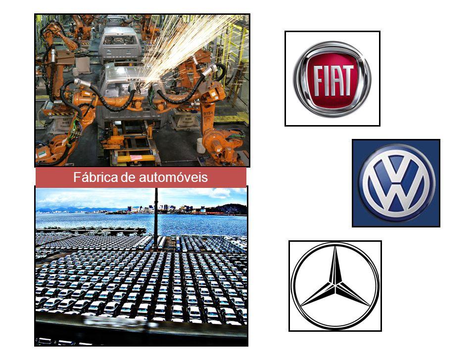 Fábrica de automóveis