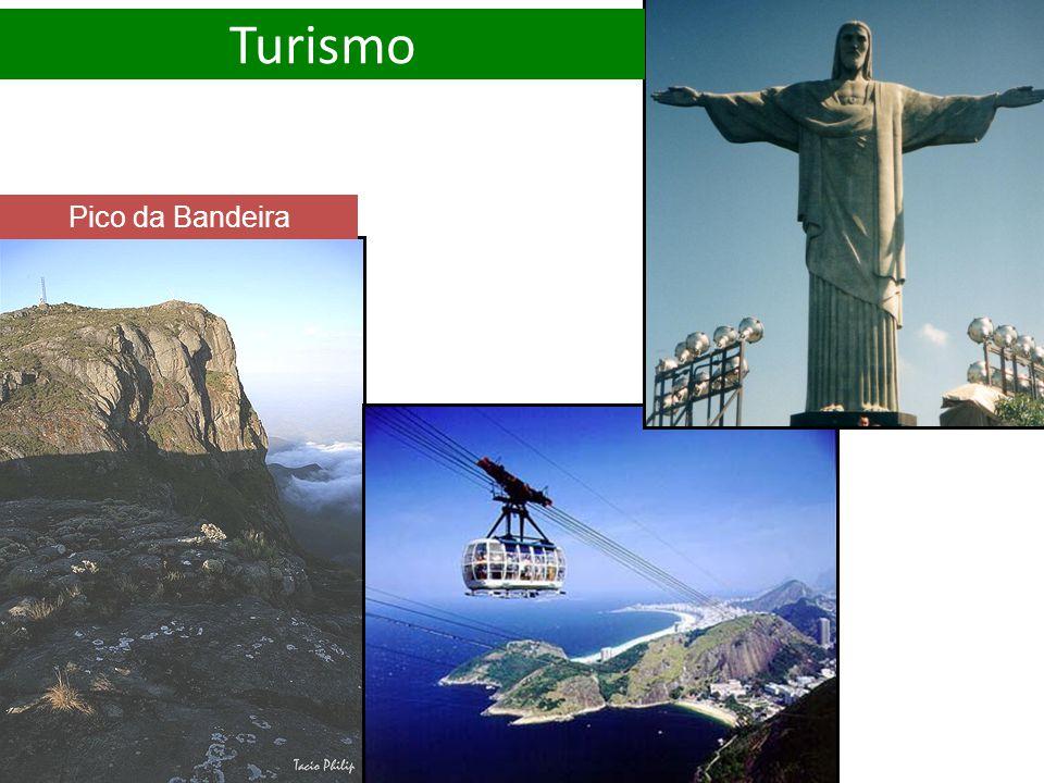 Pico da Bandeira Turismo
