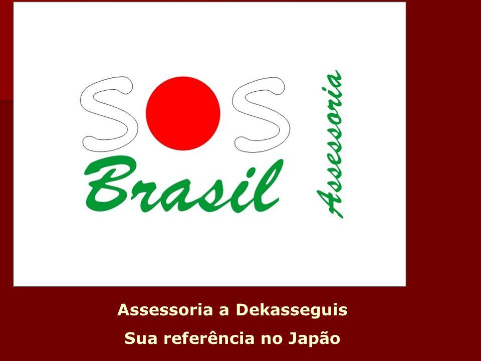 Assessoria a Dekasseguis Sua referência no Japão