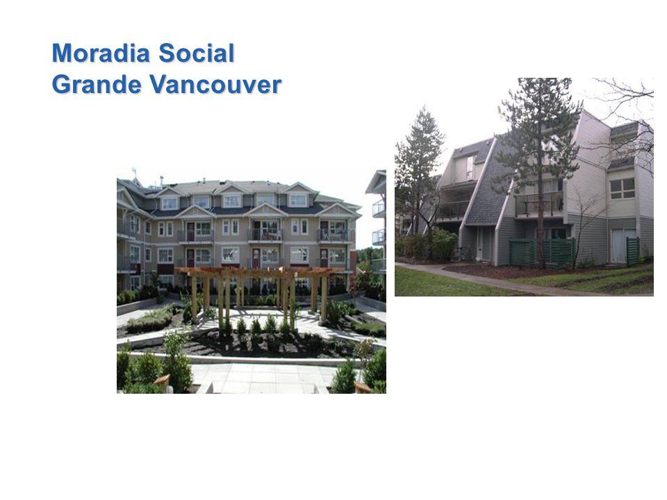 Moradia Social Grande Vancouver