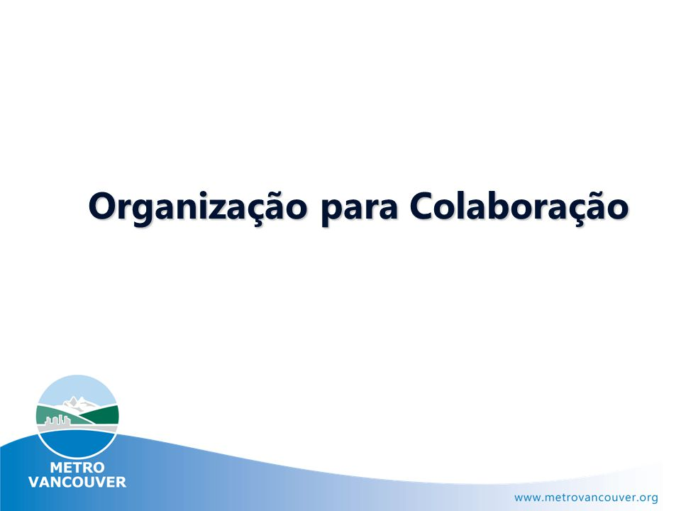 Organização para Colaboração