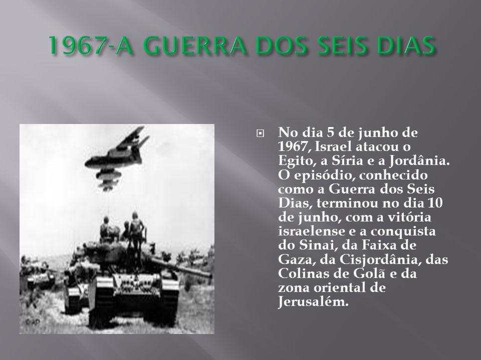 2000 NOVA INTIFADA 2003 -04- ACORDO DE PAZ: MAPA DO CAMINHO ISRAEL DESOCUPOU A FAIXA DE GAZA E SE COMPROMETEU DESOCUPAR PARCIALMENTE A CISJORDÂNIA.