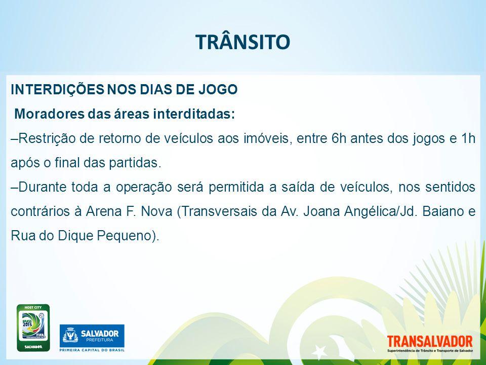 | TRÂNSITO E TRANSPORTE