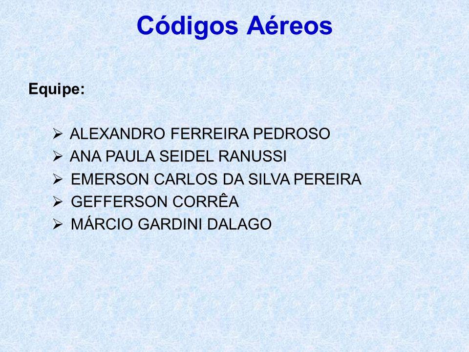 Equipe: ALEXANDRO FERREIRA PEDROSO ANA PAULA SEIDEL RANUSSI EMERSON CARLOS DA SILVA PEREIRA GEFFERSON CORRÊA MÁRCIO GARDINI DALAGO