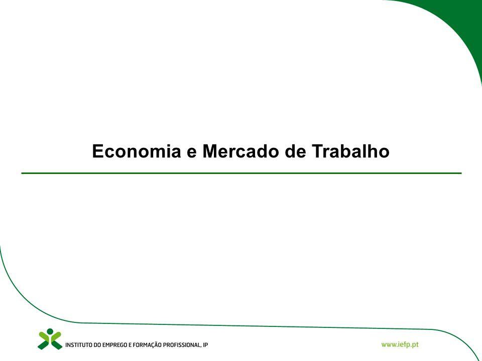 Economia e Mercado de Trabalho