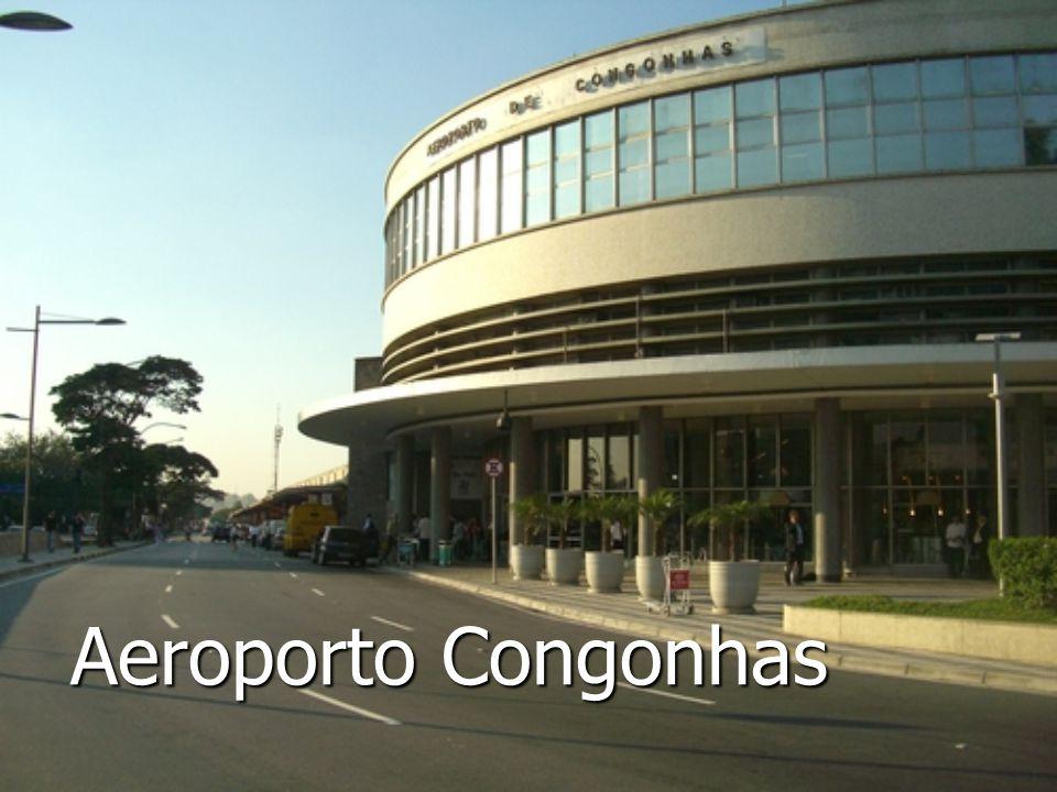 Aeroporto Congonhas – São Paulo - Brasil