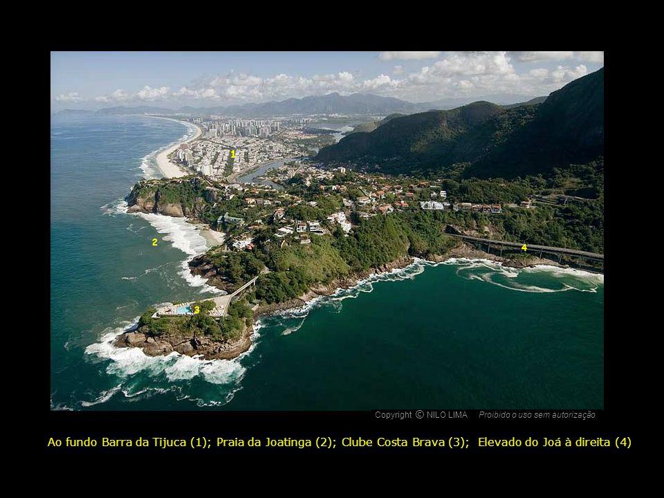Pedra da Gávea – Barra da Tijuca Copyright NILO LIMAProibido o uso sem autorização c O