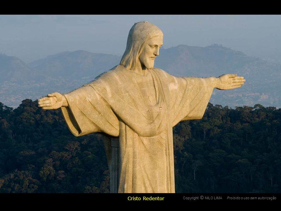 Copyright NILO LIMAProibido o uso sem autorização c O Cristo Redentor